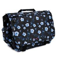 J World New York Thomas Night Bloom 15-inch Laptop Messenger Bag