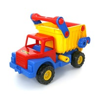 White Toy Trucks