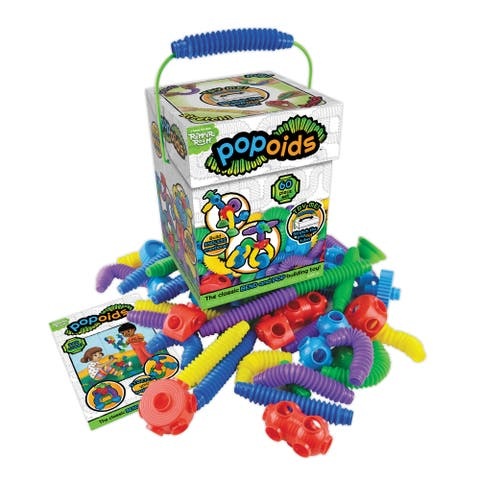Kahootz Toys Popoids Deluxe Set - Multi