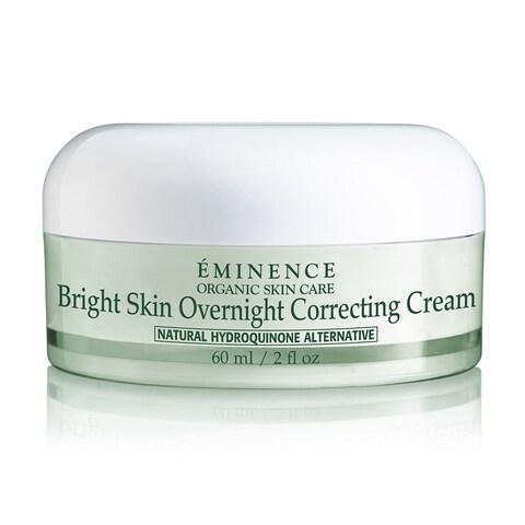 Eminence Bright Skin 2-ounce Overnight Correcting Cream