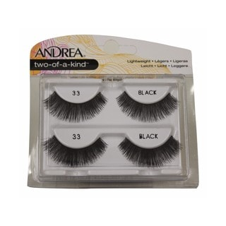 Andrea Twin Pack Two of A Kind Lashes 33