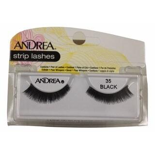 Andrea Strip Lashes 35 Black