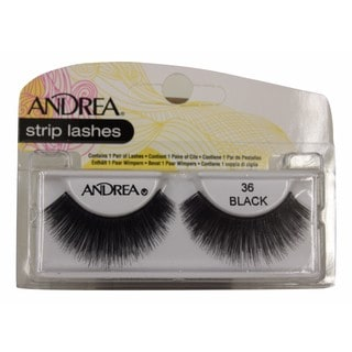 Andrea Strip Lashes 36 Black