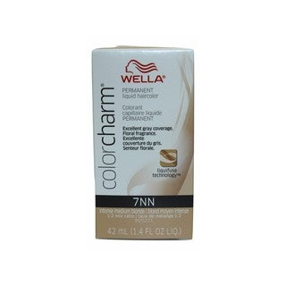 Wella Color Charm Permanent Liquid Haircolor 7NN Intense Medium Blonde