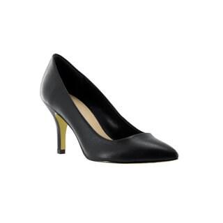 13df397878f Buy Black Bella Vita Women s Heels Online at Overstock