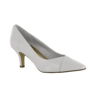 Bella Vita Women's Wow Pump (White)