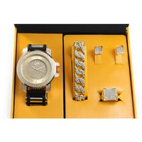 It's Lit! Hip Hop Watch & Jewerly Set