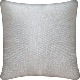 Mercana Laneus III Beige Fabric 22-inch Throw Pillow