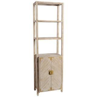 Mercana Beauparc II Brown Wood Cabinet