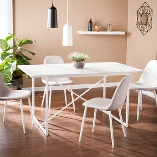 Harper Blvd Chilton Dining Table - White|https://ak1.ostkcdn.com/images/products/16805559/P23109632.jpg?impolicy=medium