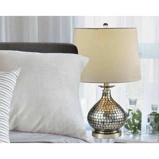 "Springdale 23""H Earlstoke Mosaic Table Lamp"