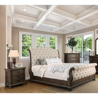 Buy California King Size Off-White Bedroom Sets Online at ...