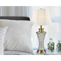 "Springdale 30""H Collingwood Crystal Table Lamp"