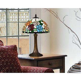 """Dale Tiffany Select 19.5""""H East Cape Table Lamp"""