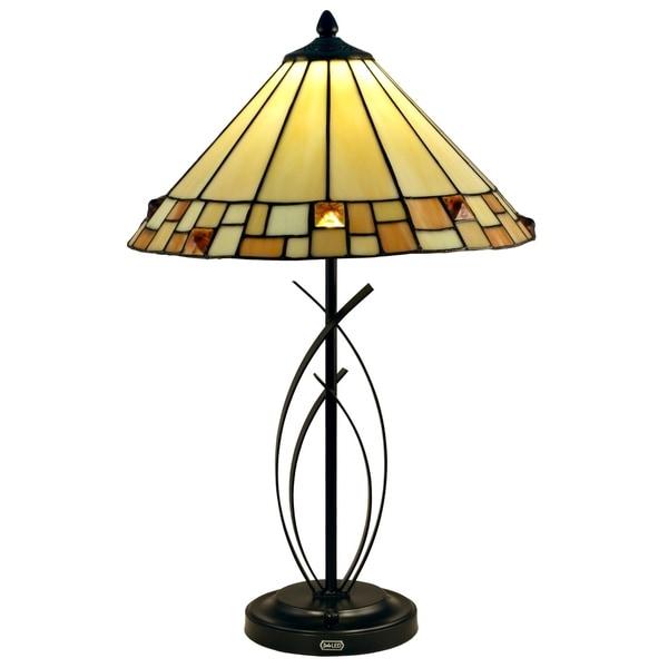"Dale Tiffany Select 25""H Sundance LED Table Lamp"