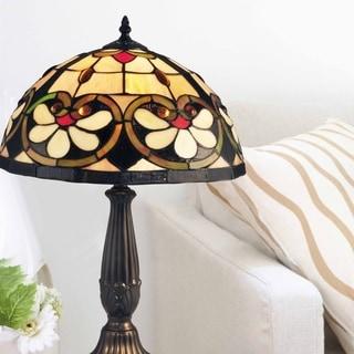 "Dale Tiffany Select 21.5""H McCartney Table Lamp"
