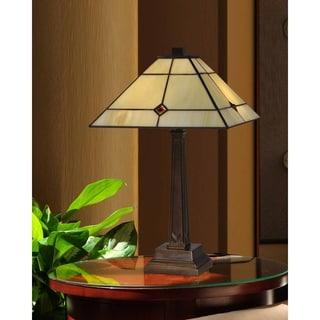 "Dale Tiffany Select 20""H Tasman Sea Table Lamp"