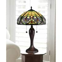 "Dale Tiffany Select 26""H Enid Baroque Table Lamp"