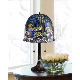 "Dale Tiffany Select 21""H Brighton Table Lamp"