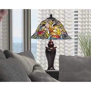 """Dale Tiffany Select 22.5""""H Benita Table Lamp"""