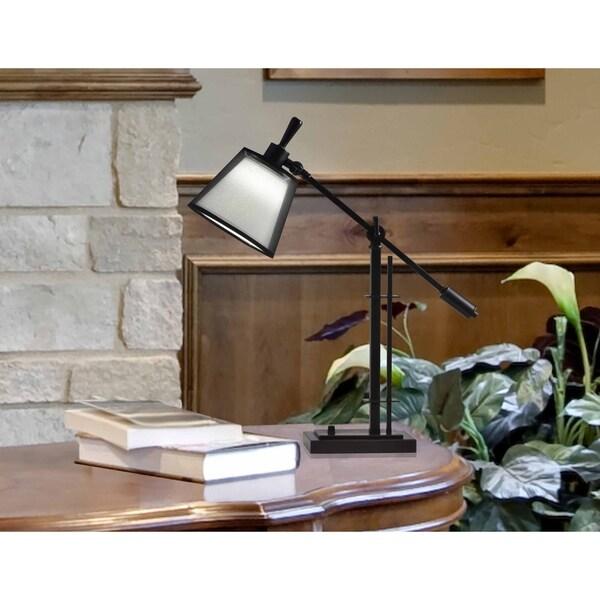 """Springdale 26.5""""H Blendon LED Desk Lamp"""