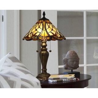"Dale Tiffany Select 24"" H Coda Table Lamp"