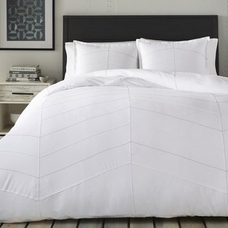 City Scene Courtney Full/ Queen Size Comforter Set (As Is Item)