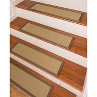 "Eastland Sisal Carpet Stair Treads (9"" x 29"") - Set of 13"