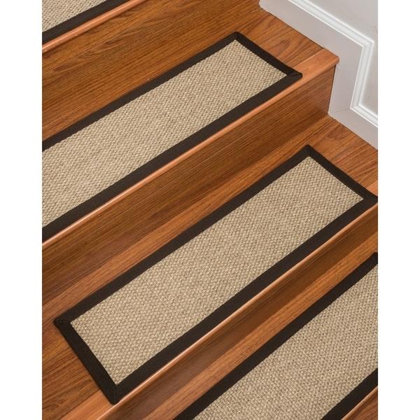 Edmond Sisal Carpet Stair Treads Set Of 13