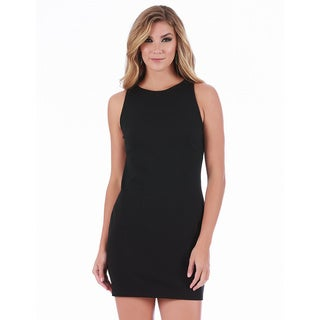 LaMonir Short Dress with Open Back