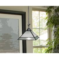 "Dale Tiffany Select 11""W Albion Mini Pendant"