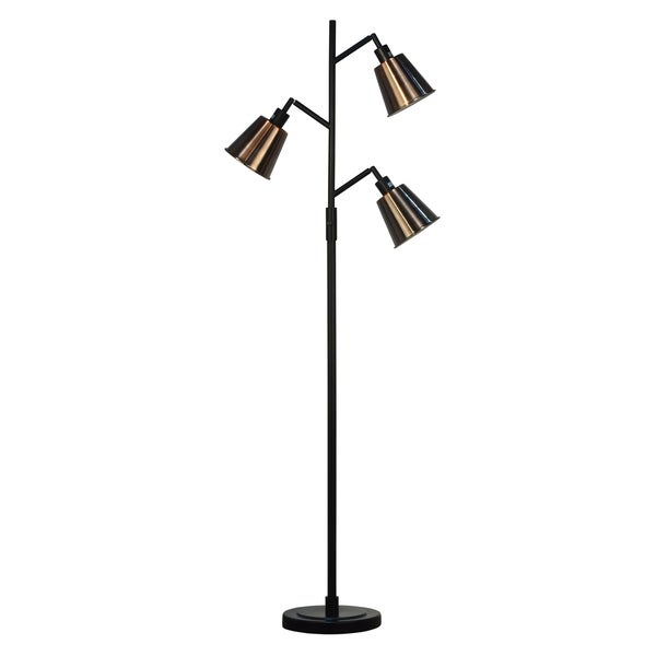 "Springdale 67.5""H Hedland 3-Light Directional Floor Lamp"