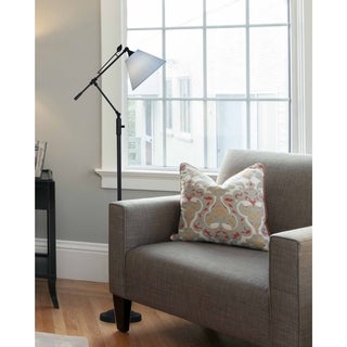 Rise One Light Floor Lamp Free Shipping On Orders Over