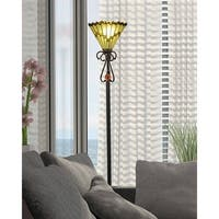 "Dale Tiffany Select 70.5""H Jerome LED Floor Lamp"