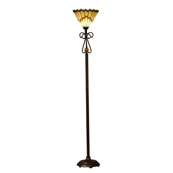 "Dale Tiffany Select 70.5""H Jerome LED Floor Lamp"