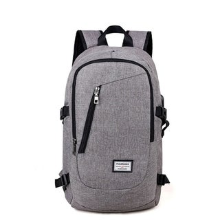 Coutlet Multifunction 16 inches Laptop Backpack with USB Charger Port