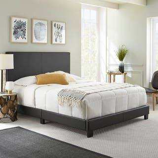 Faux Leather Bedroom Furniture For Less | Overstock.com