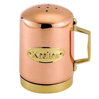 Copper Kosher Salt Shaker