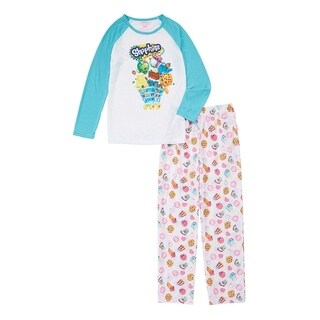 Shopkins Hero Squad pajama set