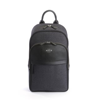 Royce Power Bank Charging 15-inch Laptop Backpack