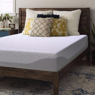 Queen size Gel Memory Foam Mattress 9 inch - Crown Comfort