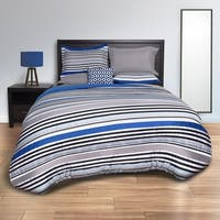 Blue Stripe Bed in a Bag