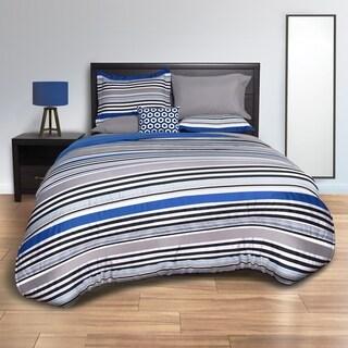 Blue Stripe Bed in a Bag