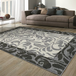 Miranda Haus Designer Verdure Area Rug collection (8' X 10') - 8' x 10'