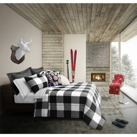Bedding Set-Buffalo Collection Full/Queen-size Comforter Set