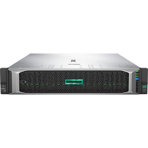 HPE ProLiant DL380 G10 2U Rack Server - 1 x Xeon Gold 5115 - 16 GB RAM HDD SSD - 12Gb/s SAS Controller