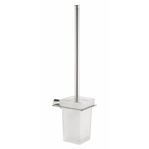 ANZZI Essence Series Toilet Brush Holder in Polished Chrome