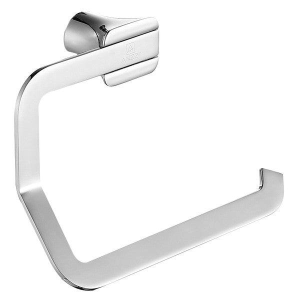 ANZZI Essence Series Toilet Paper Holder in Polished Chrome