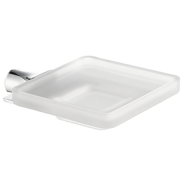 ANZZI Essence Series Soap Dish in Polished Chrome