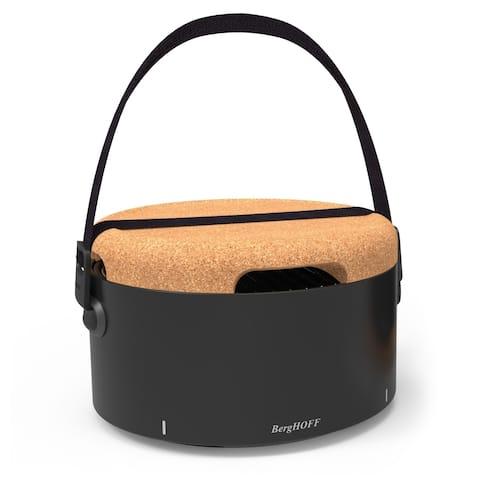 Tabletop BBQ - Black, 13.75 x 8.75